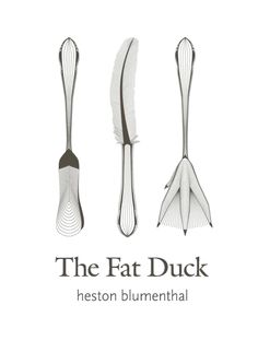 * * * The Fat Duck, Bray, UK   The most incredible food experience of my life!