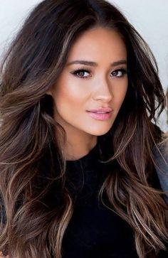 Latest Brown Hair with Highlights Ideas 2018