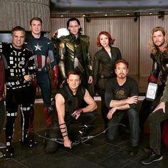 Robert Downey Jr, Chris Evans, Tom Holland & other Avengers: Endgame cast goof around in a PRICELESS gag reel
