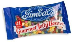 Jelly Beans 166723: Gimbal S Fine Candies Gourmet Jelly Beans 41 Flavors 14Oz Bags Pack Of 12, New -> BUY IT NOW ONLY: $141.23 on eBay!