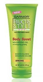 Garnier Fructis Body Boost Gel, Strong Lifts Limp Hair From Root To Tip. Hair Gel, Hair Care, Hold On, Wax, Personal Care, Health, Strong, Styling Products, Lotions