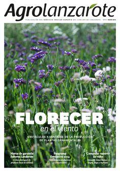 Boletín Agrolanzarote nº15 en Desarrollo Rural Lanzarote