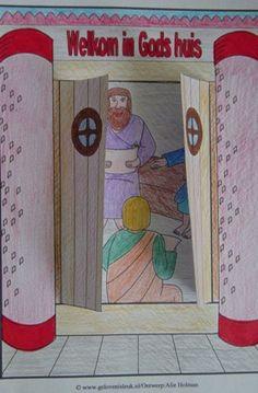 Lucas 2: geloven is leuk - Twaalfjarige Jezus in de tempel