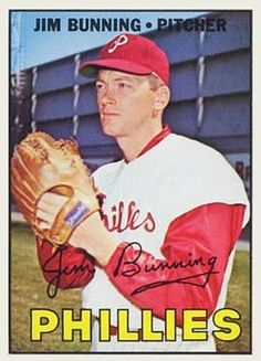1967 Topps Bunning