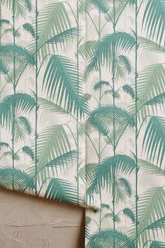 Boho Chic: Wallpaper