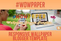 WOWpaper Blogger Template adalah Sebuah Blogger Template yang didesain secara khusus untuk blog wallpaper platform blogger serta telah melalui riset tentang penempatan ads dalam meningkatkan...https://goo.gl/0VGTBv
