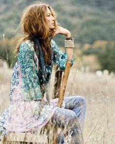 Boho-Style - вкус свободы. Изображение № 2.