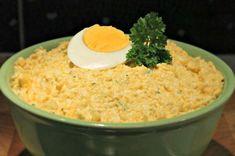 Tojáskrém recept, tojássalátam elkészítése - Nemzeti ételek, receptek