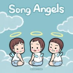 Daehan Minguk Manse ~ Song Angels ~ Do you guys interested if I make this as a pin?