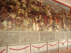 Le marché de Tlatelolco –1