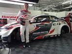Michelisz Norbert_Honda Racing