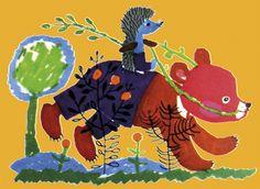 Mesemorzsa: Móra Ferenc: Sündisznócska lovagol
