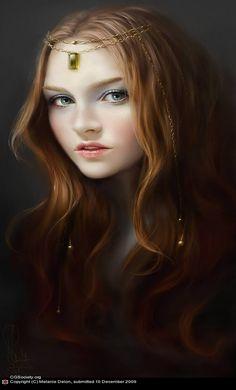 45+ Very Realistic 3D Portraits!!! (42)