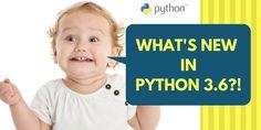 Whats new in Python 3.6   http://ift.tt/2zDJ5hs  #Python3