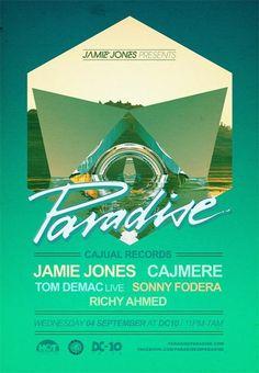 PARADISE by Jamie Jones at DC10 IBIZA