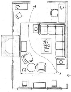 One Living Room Layout Seven Different Ways! 2019 One Living Room Layout Seven Different Ways! The post One Living Room Layout Seven Different Ways! 2019 appeared first on Furniture ideas. Living Room Arrangements, Living Room Furniture Arrangement, Living Room Furniture Layout, Living Room Sectional, Living Room Flooring, Living Room Layouts, Family Room Layouts, L Shaped Living Room Layout, Great Room Layout