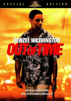 Out of time #movie poster