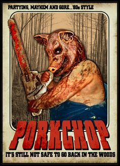 The Horror Movie Pages : Porkchop (2010)