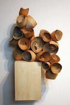 sculpture by Jessica Drenk