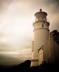 HECETA HEAD LIGHTHOUSE -  West Coast
