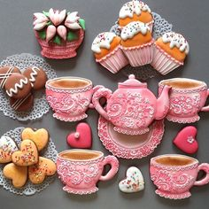 Another idea for a tea party