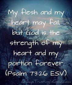 psalm 73 23 - Google Search