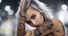 Tattoos are a unique way to be sexy. And a good position of a cool tattoo simply amplifies your sex quotient a hundred times. The following article contains girl tattoo ideas that are sexy enough to turn any place smoking hot. So without further delay scroll on and see if you get a new idea …