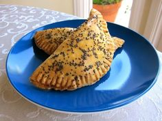 Authentic Cheese Sambusak - Middle Eastern Turnover Pastries