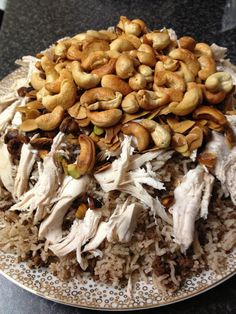 Lebanese Chicken And Rice Recipe, Easy Lebanese Recipes, Arabic Recipes, Middle East Food, Middle Eastern Recipes, Indian Appetizers, Appetizer Recipes, Indian Snacks, Dinner Recipes