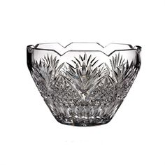 ShopHQ Shopping - House of Waterford Jim O'Leary Viking Limited Edition Crystal Bowl . The first in a series of House of Waterford Crystal, the Jim O'Leary Viking bowl is an annual collector piece and a new piece will be introduced once a y Baccarat Crystal, Crystal Glassware, Waterford Crystal, Waterford Marquis, Haviland China, Flint Glass, Home Goods Decor, Wedgwood, The Ordinary