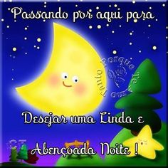 Boa noite Facebook, Good Night Msg, Good Morning Wishes, Blessed Night, Forests, Cards, White People, Good Night, Girlfriends