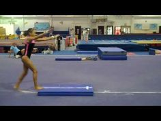 Videos of drills for gymnastics and cheerleading coaches to fix round-offs and their shapes when teaching tumbling Toddler Gymnastics, Preschool Gymnastics, Gymnastics Floor, Gymnastics Tricks, Gymnastics Skills, Gymnastics Coaching, Gymnastics Training, Gymnastics Workout, Gymnastics Conditioning