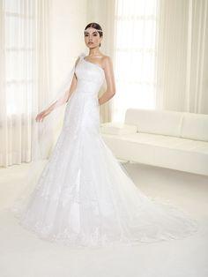White one tamara dress