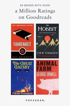30 of the Most Popular Books on Goodreads — We Bet You've Read 'Em All goodreads popular quotes - Popular Quotes Great Books, New Books, Books To Read, Reading Lists, Book Lists, Book Background, Most Popular Books, World Of Books, Popular Quotes