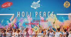 El sabado del @salinasfesti_zonathunderbitch vamos a llenar de #color #salinas 🎉☀️ @holipeace se viene a liar una buena al #festival 💃🏻⚡️Entradas #holi en www.salinaslongboardfestival.es 🎟🌴🏄☀️ #slbf17 #surf #conciertos #foodtrucks #polvosdecolores #montereylocals #salinaslocals- posted by Bayben https://www.instagram.com/salabayben - See more of Salinas, CA at http://salinaslocals.com