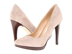 Cole Haan Chelsea High Pump Maple Sugar Suede - Zappos.com Free Shipping BOTH Ways