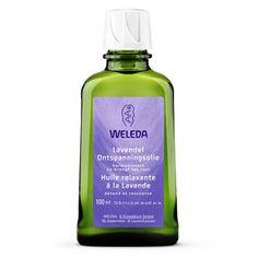 Weleda Lavendel Bodyolie / Weleda лавандовое масло.