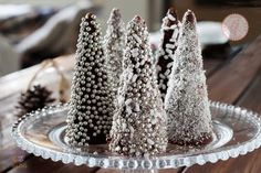 Chocolate Tree, Beautiful Fruits, Christmas Dishes, Quick Recipes, Buffet, Food And Drink, Sweets, Baking, Desserts