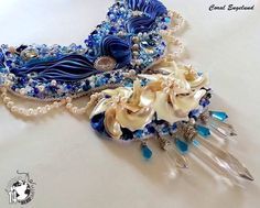 """BATTLE OF THE BEADSMITH 2014 https://www.facebook.com/groups/419636224777912/ Coral T Egelund: """"Sea Of Enchantment""""   https://www.facebook.com/photo.php?fbid=10152180907635079"""