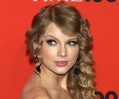Taylor Swift Inspired Curls