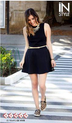 #FashionBySIMAN y Stylish Everywhere: Revive las mejores tendencias del 2014 y luce un look Black & White en este fin de año, disponible solo aquí en Almacenes SIMAN.