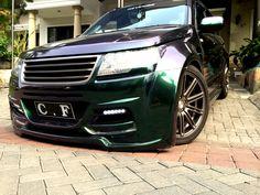 Suzuki grand vitara modification
