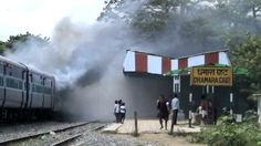 BBC News - India express train in Bihar kills people crossing track  An issue that I never knew existed