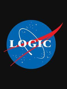 nasa space logic logo