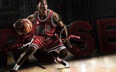 Adidas: Derrick Rose by Adomas Jazdauskas, via Behance