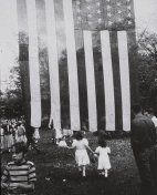 Robert Frank, Fourth of July, Independance Day, New York, c. 1955-1956