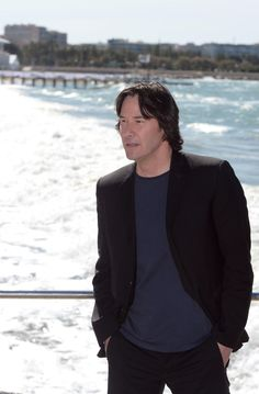 Keanu Reeves - Man of Tai Chi Photo Call in Cannes — Part 5