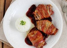 Meat Recipes, Bacon, Pork, Favorite Recipes, Meals, Christmas, Kale Stir Fry, Xmas, Meal