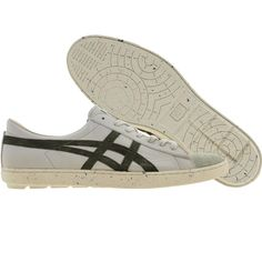Asics Onitsuka Tiger Fabre Deluxe from the Nippon Made Collection in white and green