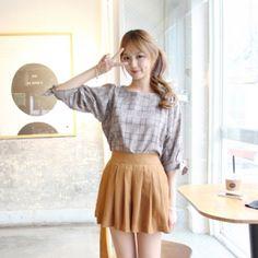 Korea Womens Luxury Shopping Mall [mimindidi] Tahiti ♡ bl_1069 / Size : FREE / Price : 54.69 USD #tops #blouse #shirts #korea #fashion #style #fashionshop #apperal #luxury #lovely #mimididi
